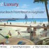 Harmony Lagoon Resort Hurghada beach front property