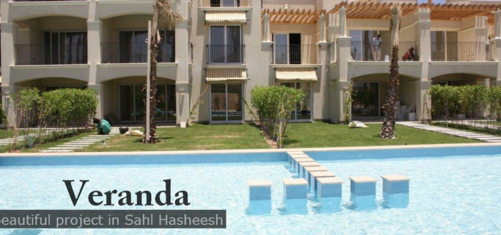 Beautiful Veranda Project in Sahl Hasheesh